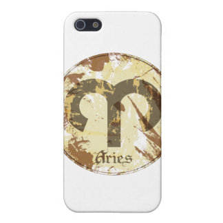 Astrology Grunge Aries Case For iPhone 5
