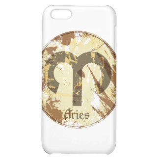 Astrology Grunge Aries iPhone 5C Case