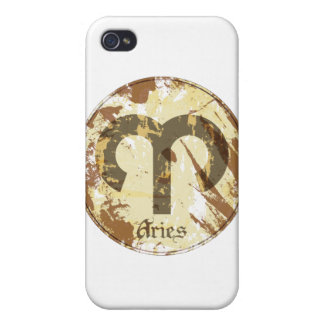 Astrology Grunge Aries iPhone 4/4S Covers