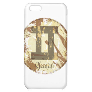 Astrology Grunge Gemini Case For iPhone 5C