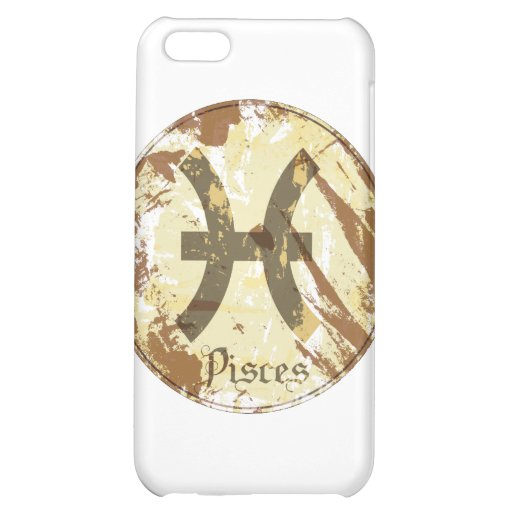 Astrology Grunge Pisces iPhone 5C Covers