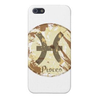 Astrology Grunge Pisces iPhone 5 Cover