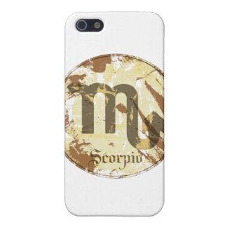 Astrology Grunge Scorpio iPhone 5 Cases
