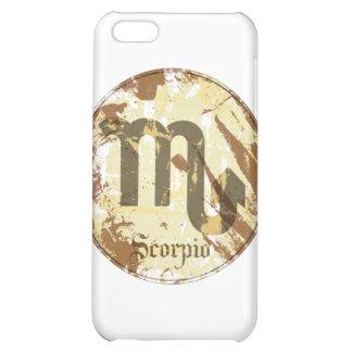 Astrology Grunge Scorpio iPhone 5C Case