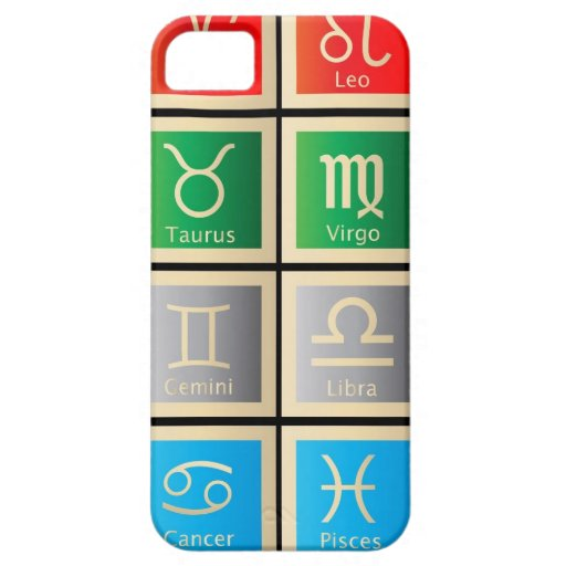 astrology signs birth signs zodiac astrology iPhone 5/5S covers