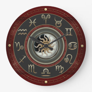 Astrology Wallclock