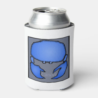 Astrology Zodiac Cancer Sign Birthday Can Cooler