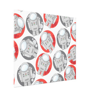 Astronaught s gallery wrapped canvas