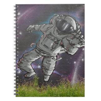 Astronaut Adventure Notebooks