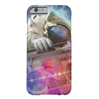 Astronaut Boombox Barely There iPhone 6 Case