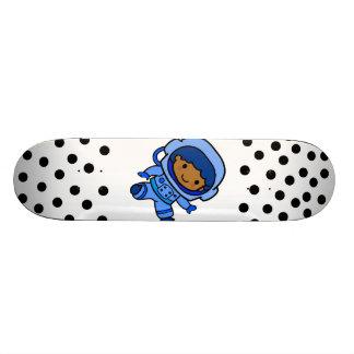 Astronaut boy skateboard decks
