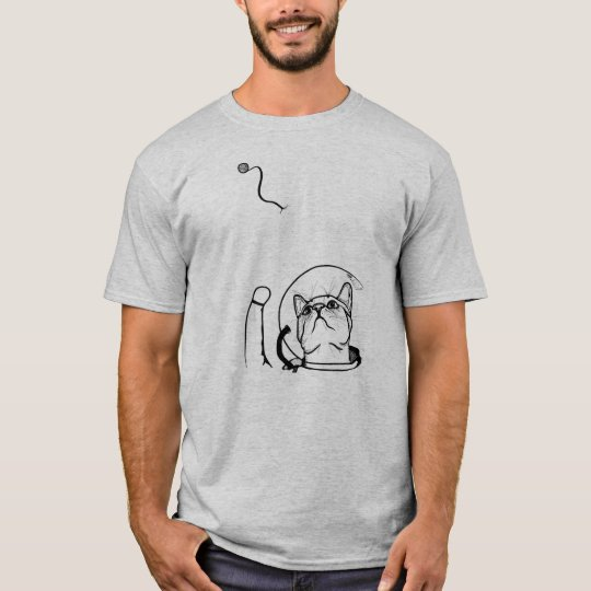 Astronaut Cat Shirt