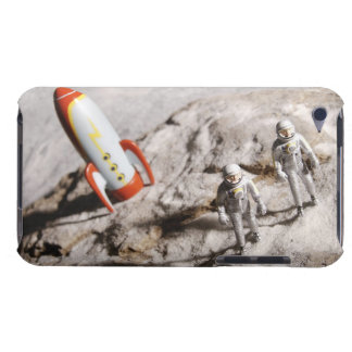 Astronaut Figurines Barely There iPod Cases