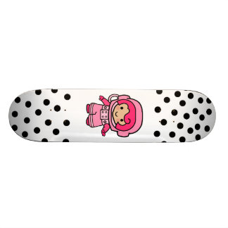 Astronaut Girl Skateboards