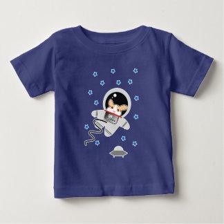 Astronaut Hamster Baby T-Shirt