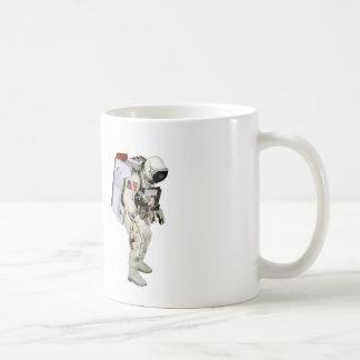Astronaut image for Classic-White-Mug Coffee Mug