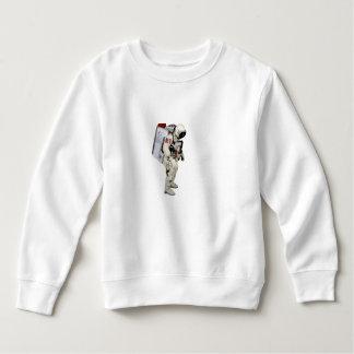 Astronaut image for Toddler-Fleece-Sweatshirt Sweatshirt