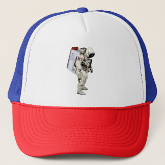 Astronaut image for Trucker-Hat Trucker Hat