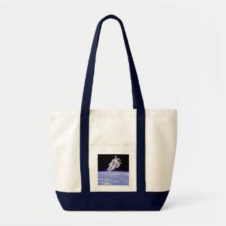 Astronaut Impulse Tote Bag