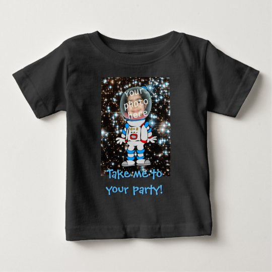 Astronaut in Training - Star Child Template Baby