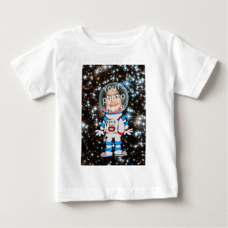 Astronaut in Training - Star Child Template Baby T-Shirt