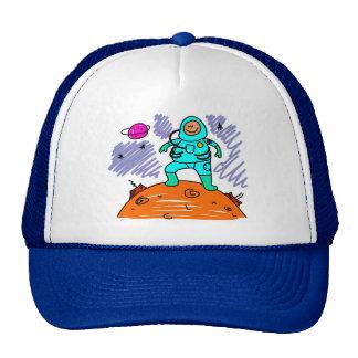 Astronaut Kid Cap
