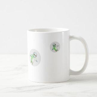 ASTRONAUT OWL 11 oz Classic White Mug