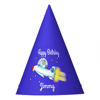 Astronaut Party Hat