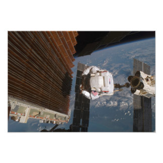 Astronaut Photo Print