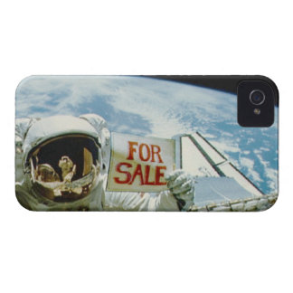 Astronaut Sells Earth Blackberry Bold Covers