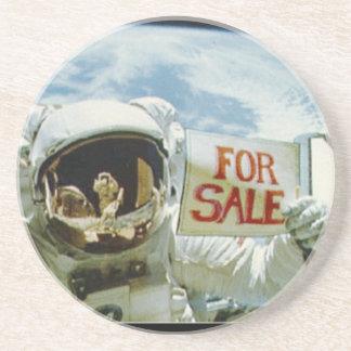Astronaut Sells Earth Coaster