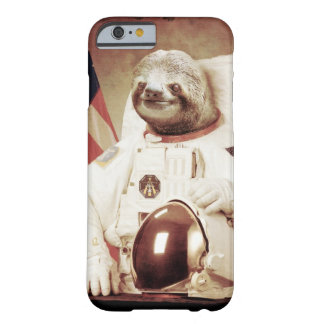 Astronaut Sloth Barely There iPhone 6 Case