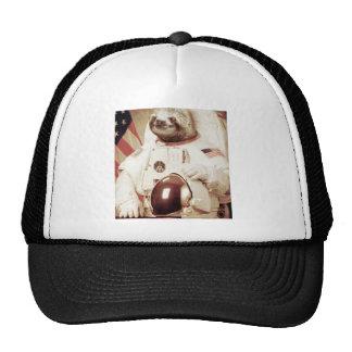 Astronaut Sloth Cap
