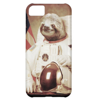 Astronaut Sloth Case For iPhone 5C