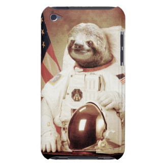 Astronaut Sloth Case-Mate iPod Touch Case