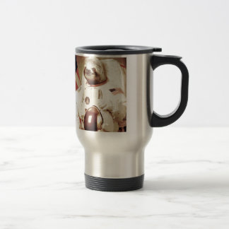 Astronaut Sloth Travel Mug