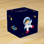 Astronaut Space Birthday Party Personalised Favour Box