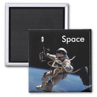 Astronaut Space Walk Magnet