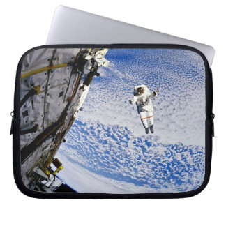 Astronaut Spacewalk Laptop Computer Sleeves