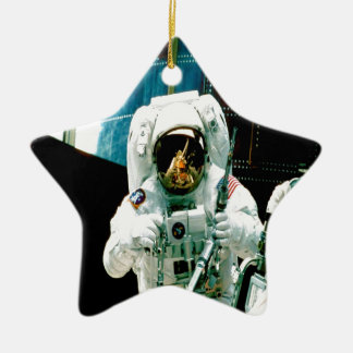 astronaut  suit space nasa aerospace christmas ornament