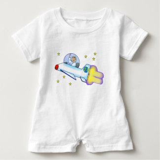 Astronaut Toddler Suit Baby Bodysuit