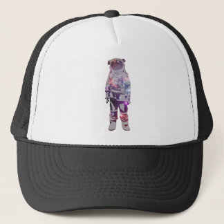 Astronaut Trucker Hat