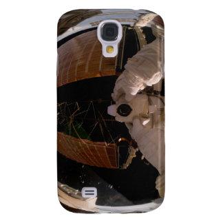 Astronaut uses a digital still camera galaxy s4 case