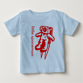 Astronaut w/ monogram t shirts