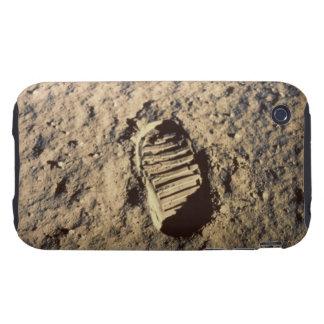 Astronaut's Footprint Tough iPhone 3 Case