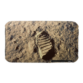 Astronaut's Footprint iPhone 3 Case-Mate Cases