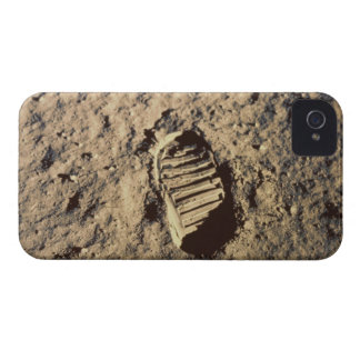 Astronaut's Footprint iPhone 4 Covers
