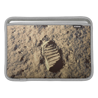 Astronaut's Footprint MacBook Sleeve