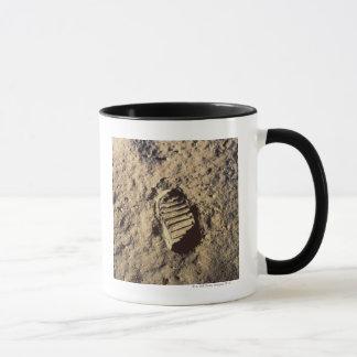 Astronaut's Footprint Mug