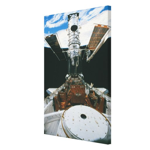 Astronauts of the Space Shuttle Canvas Prints